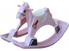 Marianplast houpací koník růžový
