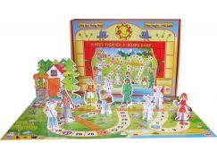 Marionetino Divadlo a Společenská hra Piccolo