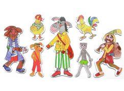 Marionetino Zvířátka a loupežníci