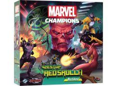 Marvel Champions LCG Vzestup Red Skulla rozšíření