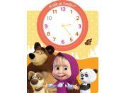 Máša a medvěď Kolik je hodin