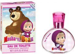 Máša a Medvěd Toaletní voda 30ml