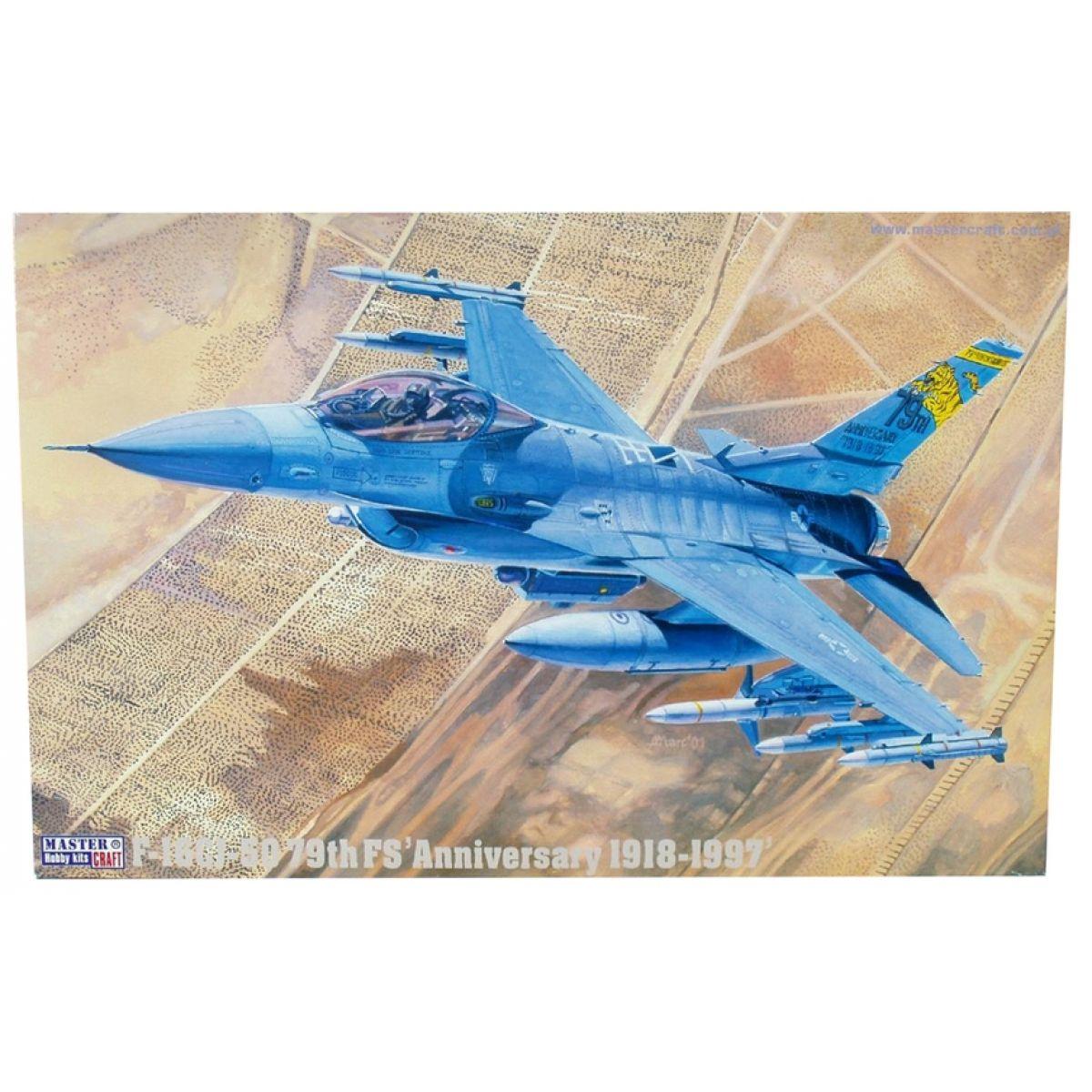Master Craft Bojový letoun F16CJ-5079th FS´Anniversary 1918-1997 - Série IV