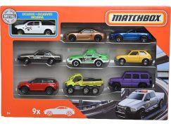 Matchbox 9 ks angličák