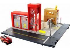 Matchbox Action Drivers Fire Station Hasičská stanice
