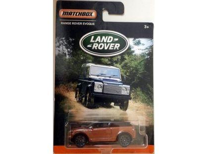 Matchbox angličák Land Rover Range Rover Evoque
