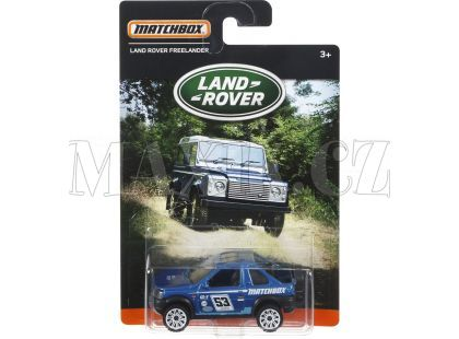 Matchbox angličák Land Rover