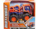 Matchbox Auta na setrvačník - Kamion modro-oranžový 2