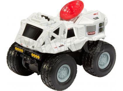 Matchbox Auta na setrvačník - Vesmírné vozidlo bílé