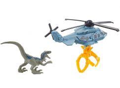 Matchbox Jurský svět Dino transportéři Raptor Copter