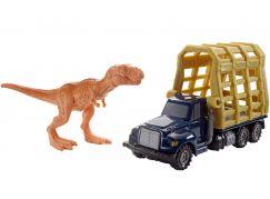 Matchbox Jurský svět Dino transportéři T.Rex Trailer