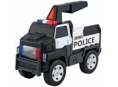 Matchbox svítící náklaďáky Policejní náklaďák