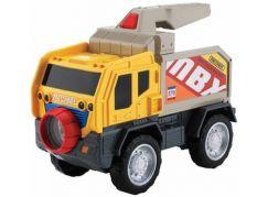 Matchbox svítící náklaďáky Rallye náklaďák