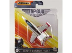 Matchbox Top Gun letadla Boeing F-A-18 Super Hornet Rooster