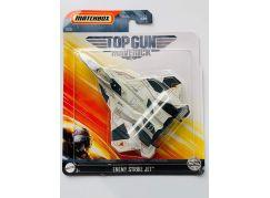 Matchbox Top Gun letadla Enemy Strike Jet
