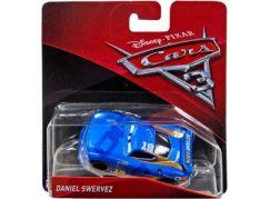 Matell Cars 3 Auta Daniel Swervez