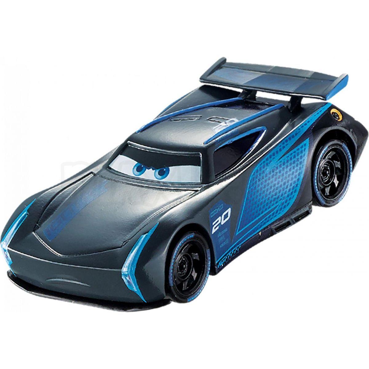 mattel cars 3 auta jackson storm max kovy hra ky. Black Bedroom Furniture Sets. Home Design Ideas