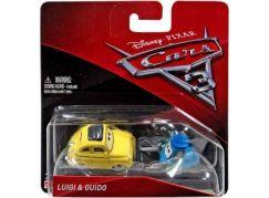 Matell Cars 3 Auta Luigi a Quido
