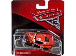 Matell Cars 3 Auta Tim Treadless