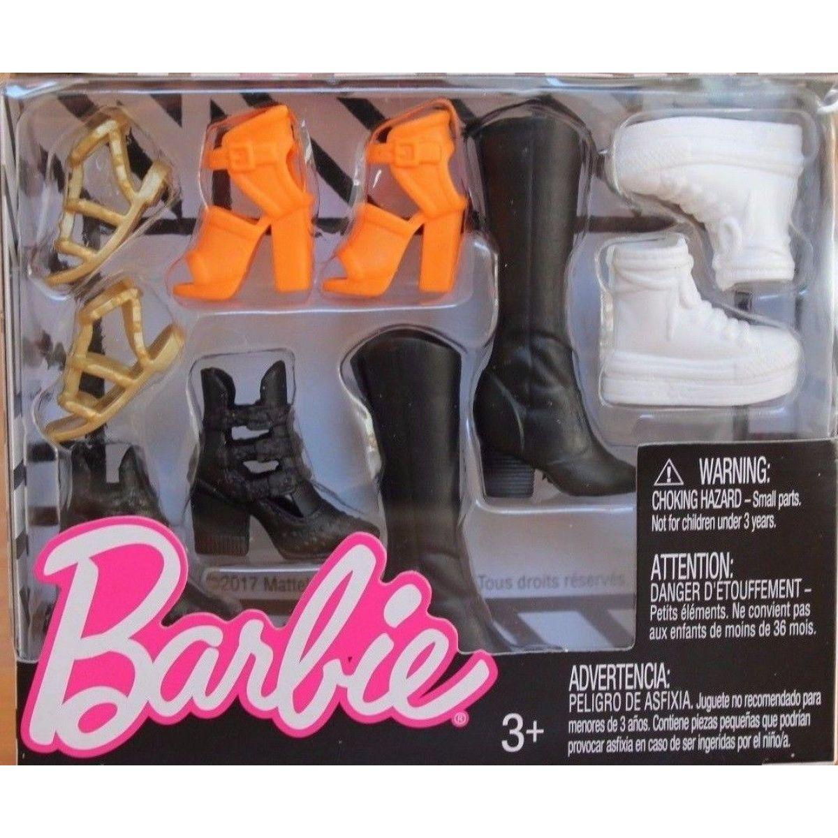 Mattel Barbie boty FCR92