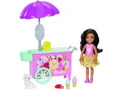 Mattel Barbie Chelsea s doplňky