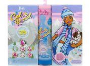 Mattel Barbie Color Reveal adventní kalendář 2021