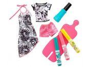 Mattel Barbie D.I.Y Crayola Batikování FPX1 3zelený sprej