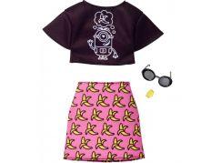 Mattel Barbie Despicable Me Tématické oblečky a doplňky FKR72