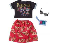 Mattel Barbie Despicable Me Tématické oblečky a doplňky FXK71