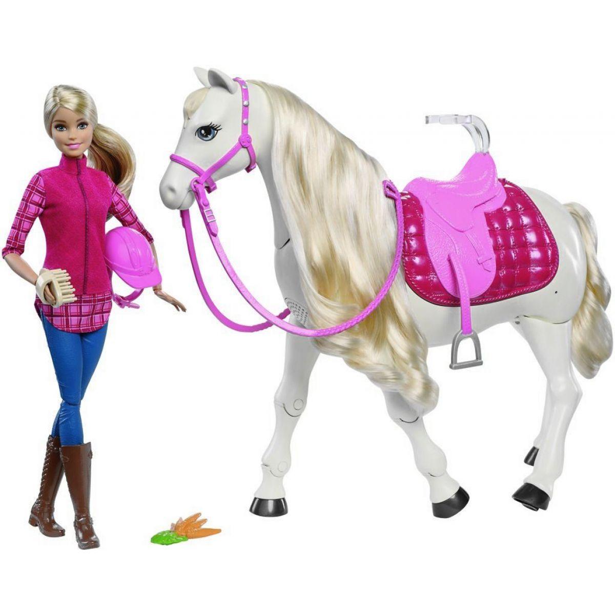 Mattel Barbie Dream horse Kůň snů - Poškozený obal