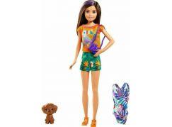 Mattel Barbie Dreamtopia sestra s plavkami č.1