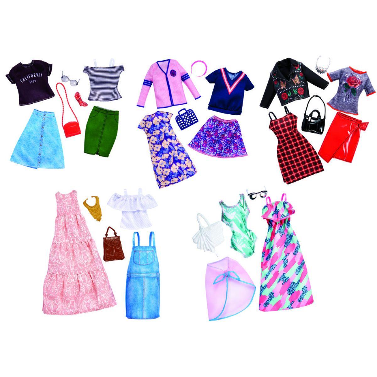 Mattel Barbie Dvoudílný set oblečení FKT29 #4