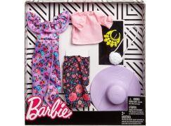 Mattel Barbie Dvoudílný set oblečení FKT42