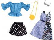 Mattel Barbie Dvoudílný set oblečení FXJ68