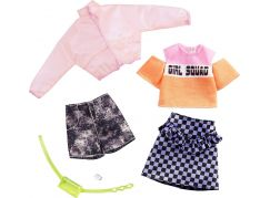 Mattel Barbie Dvoudílný set oblečení GHX58