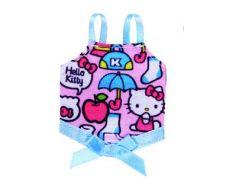 Mattel Barbie Hello Kitty Tématické oblečky FLP42