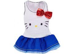 Mattel Barbie Hello Kitty Tématické oblečky FLP45