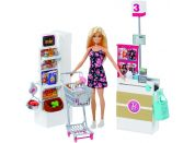 Mattel Barbie herní set supermarket