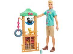 Mattel Barbie Ken a povolání herní set Ken - veterinář