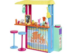 Mattel Barbie Love ocean plážový bar