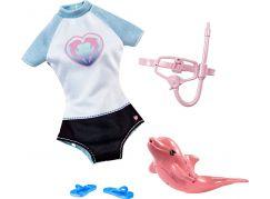 Mattel Barbie magický delfín doplňky Neoprén