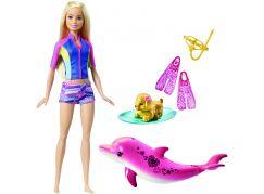 Mattel Barbie Magický delfín panenka