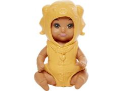 Mattel Barbie miminko v kostýmu GRP03 Hnědý