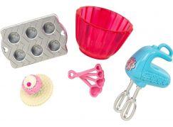 Mattel Barbie mini doplňky Výroba dortíků