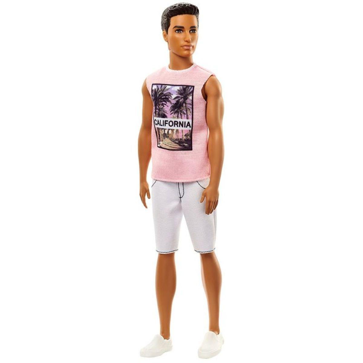 Mattel Barbie model Ken 17