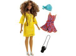 Mattel Barbie modelka s doplňky a oblečky 85