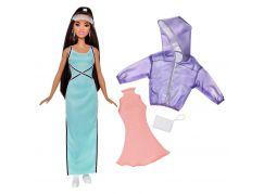 Mattel Barbie modelka s doplňky a oblečky