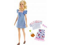 Mattel Barbie modelka s doplňky a oblečky 99