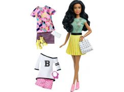 Mattel Barbie modelka s oblečky a doplňky 34