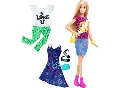 Mattel Barbie modelka s oblečky a doplňky 35